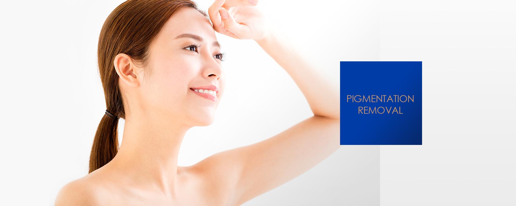 Dr Scinn Aesthetics Pigmentation Removal